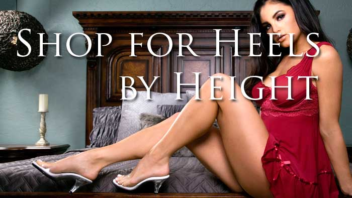Shop Heels by Height