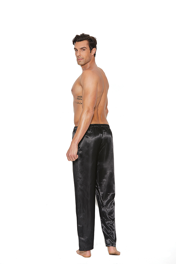 Charmeuse satin unisex pants. 100% Polyester