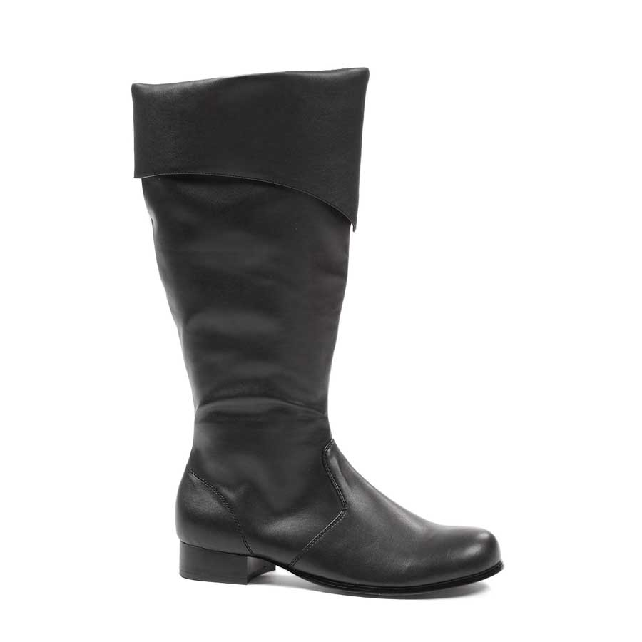 "1""Heel Black PU Men's Boot (Men's Sizes)"
