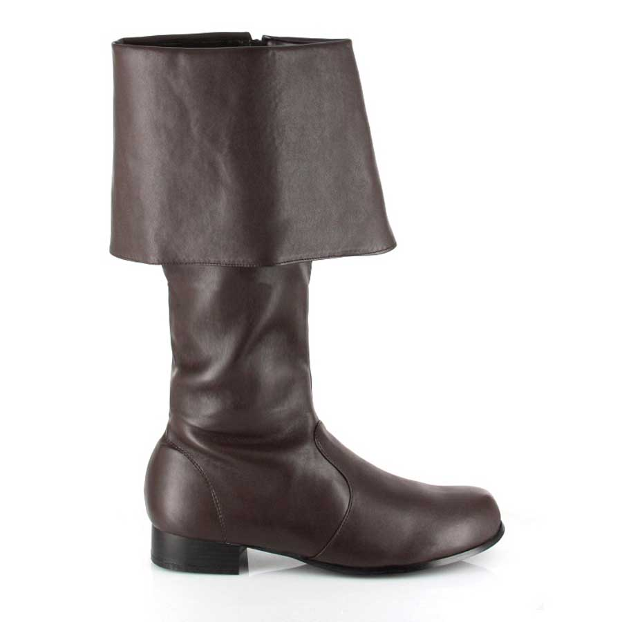 "1""Heel Men's Pirate Boot (Men's Sizes)"