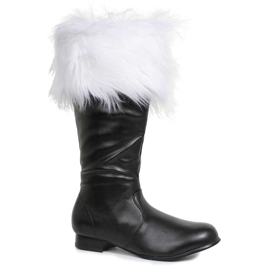"1"" Heel Boot with Fur. (Men\'s Sizes)"