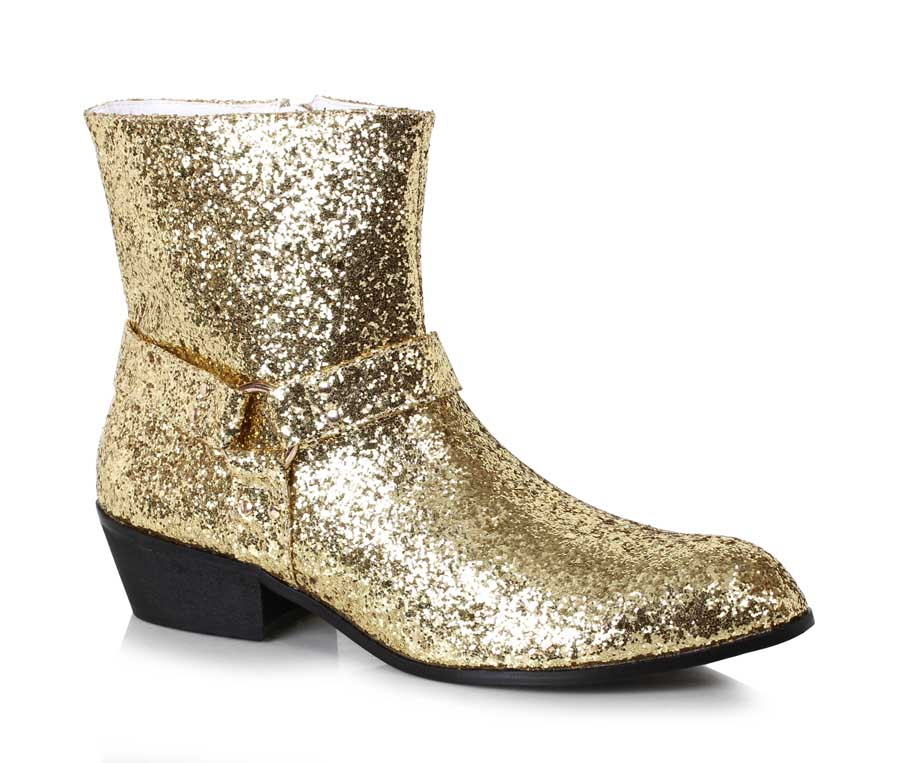 "1.5"" Glitter Calf Boot. (Mens Sizes)"