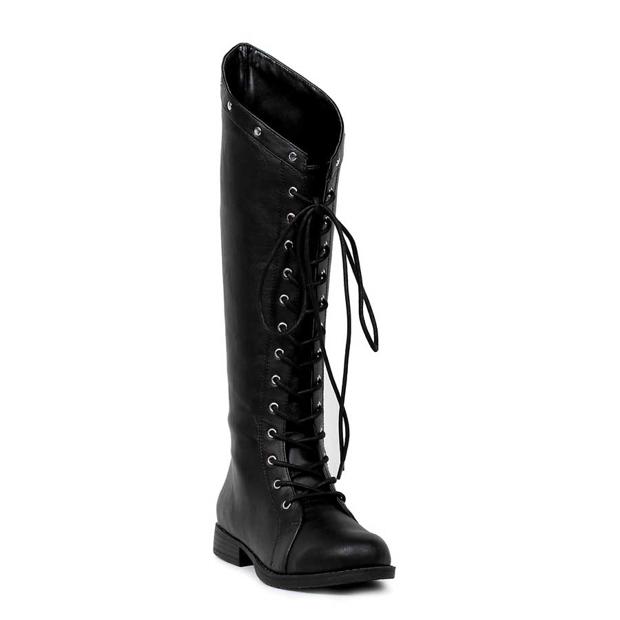 1 Inch Womens Knee High Boot