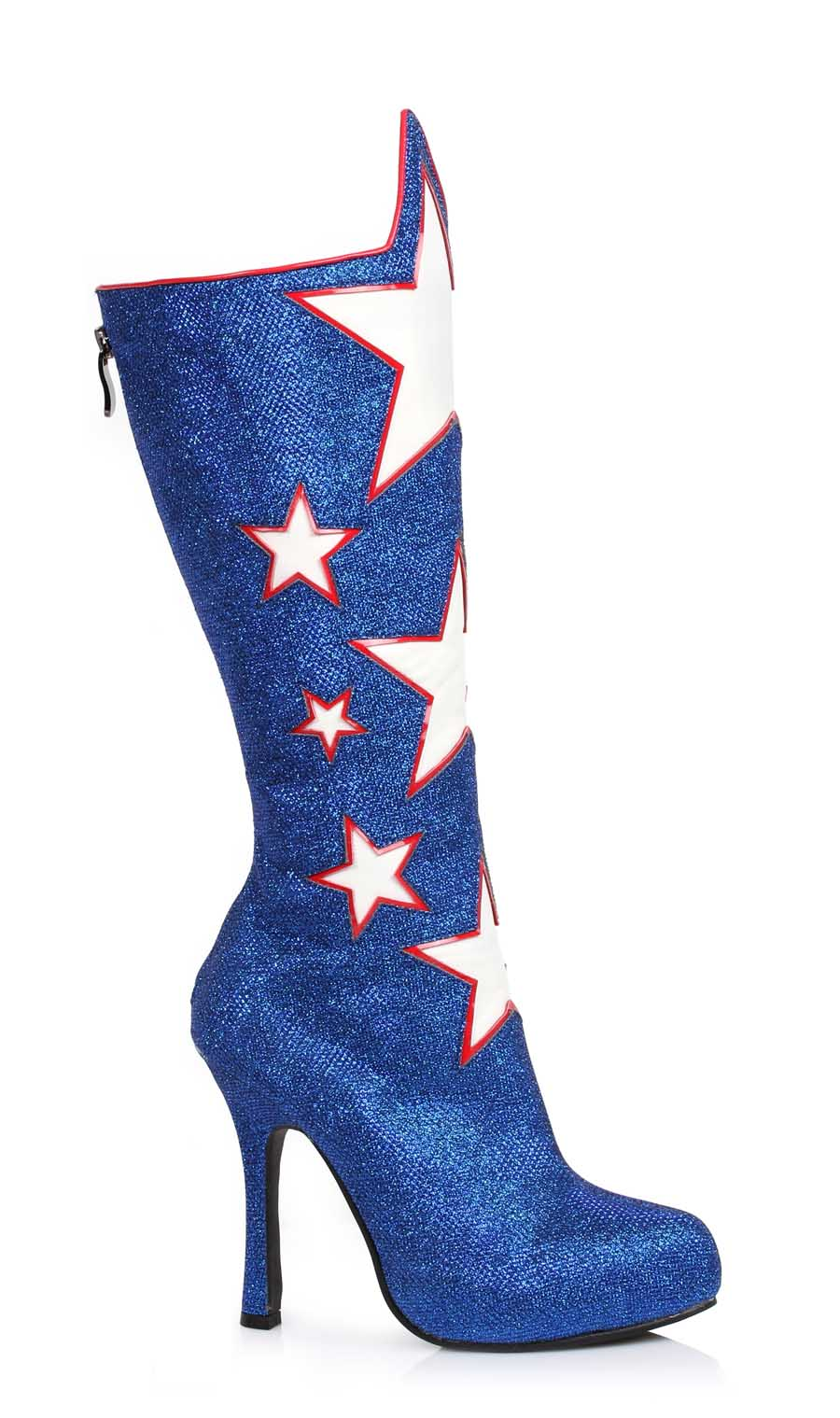 "4"" Knee High Hero Boot. Women"