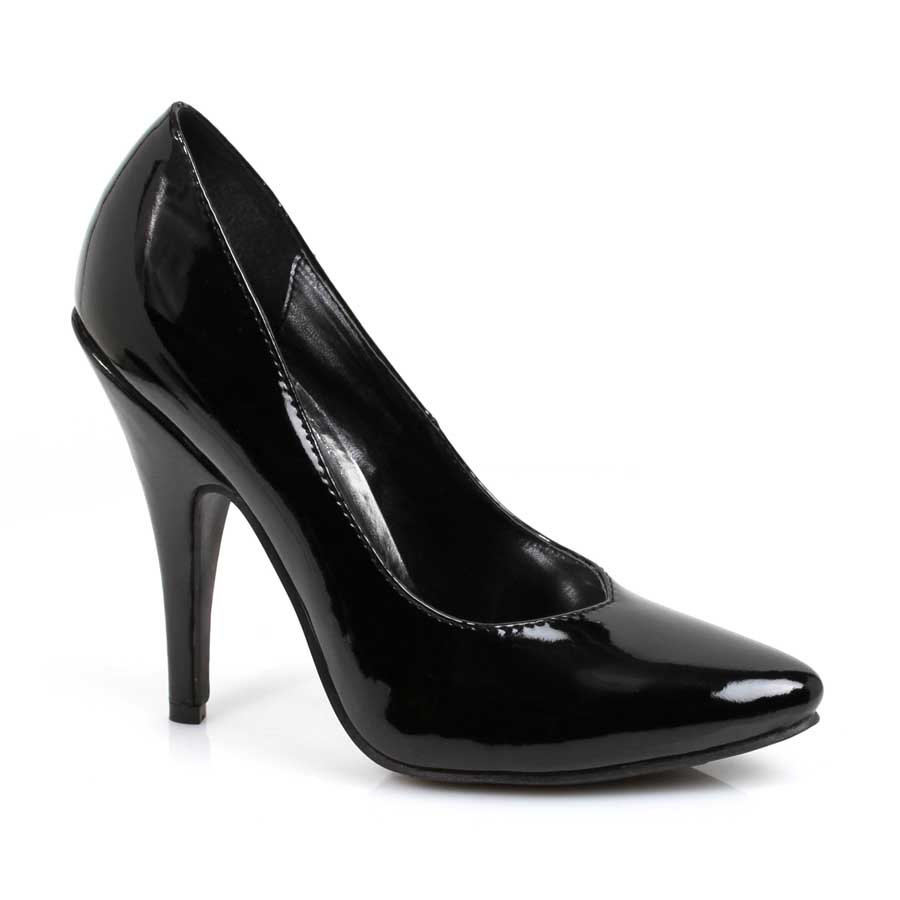 "ES:8220"" BLK 5"" Heel Pumps."