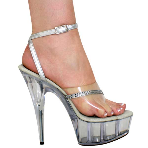 6 inch Strappy Sexy Sandal