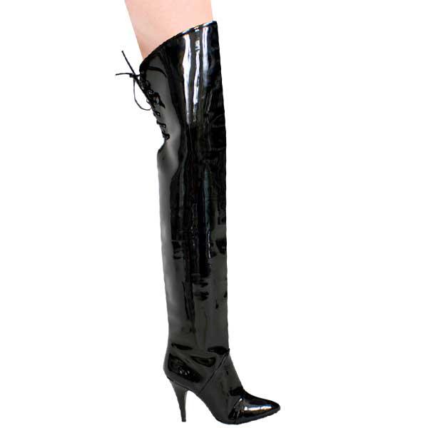abe2e57fe1c 4-1 2 inch Thigh High Boot