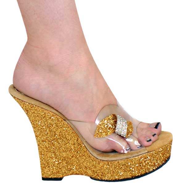 5 inch Heel Wedge