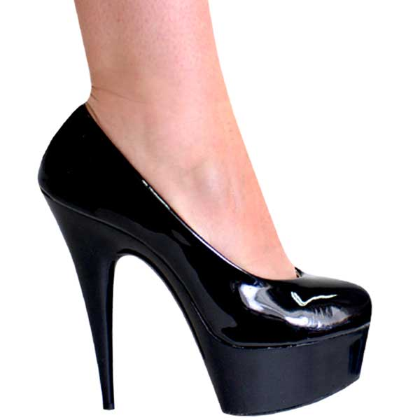 6 inch Very High Heel Pump