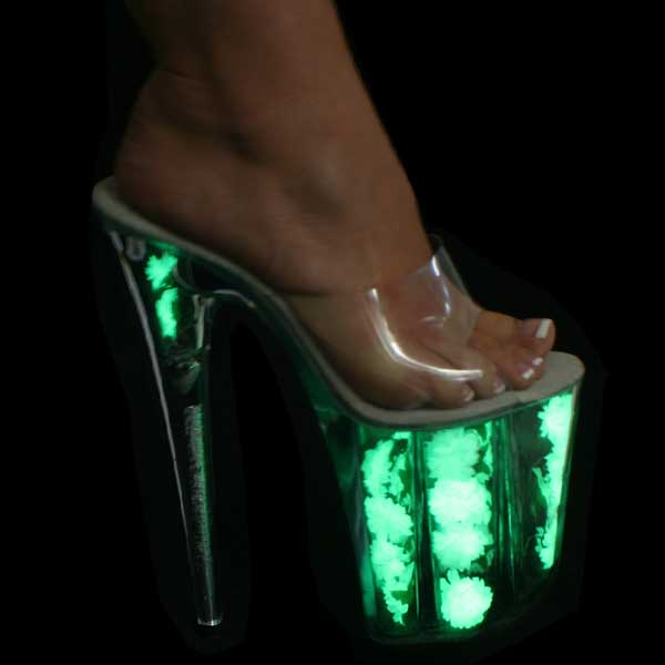 8 inch Glow in the Dark Mule