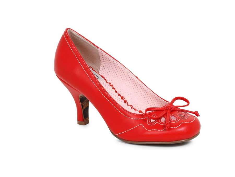 "ES:BP310-RAYNA RED 3"" Cut Out Detail Pump"