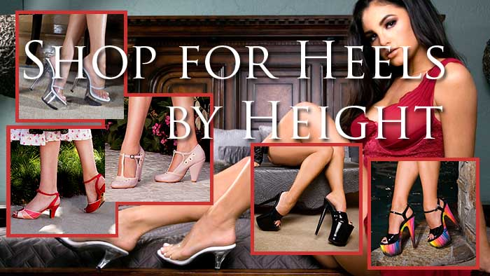 High Heels by Height